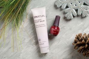 SpaRitual Holiday Red Nail Gift